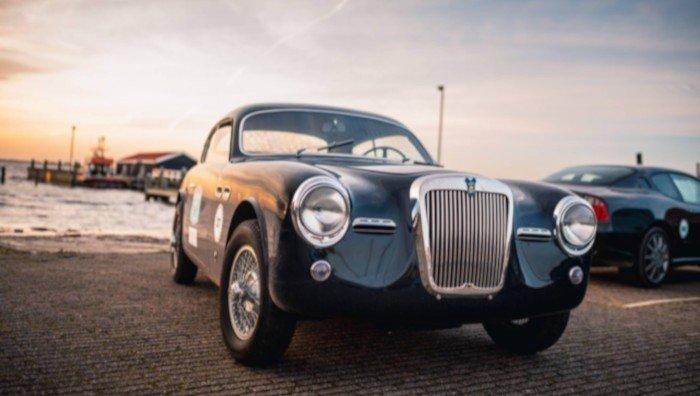 Siata Daina Sport Stabilimenti Farina Coupe, Rare Mille Miglia cars